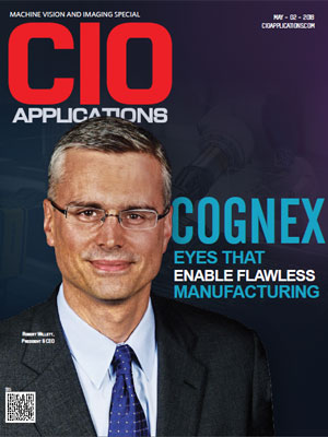COGNEX: EYES THAT ENABLE FLAWLESS MANUFACTURING
